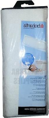 "BRABANTIA REPLACEMENT IRONING BOARD FELT PAD 53"" X 19"""