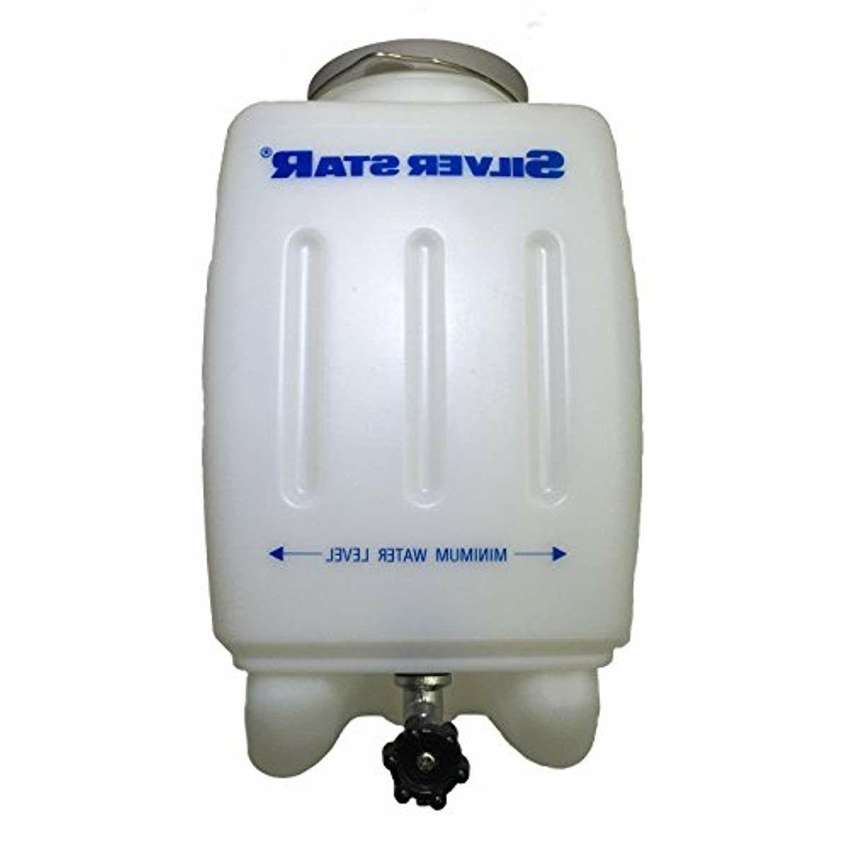 replacement water bottle for gravity feed electric