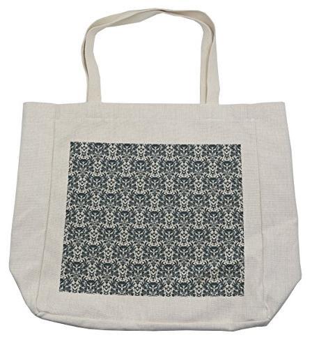 skull shopping bag