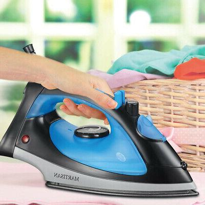 Steam Iron Clothes Travel Garment Small
