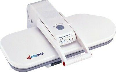 steam iron press 64cm with 38 jets