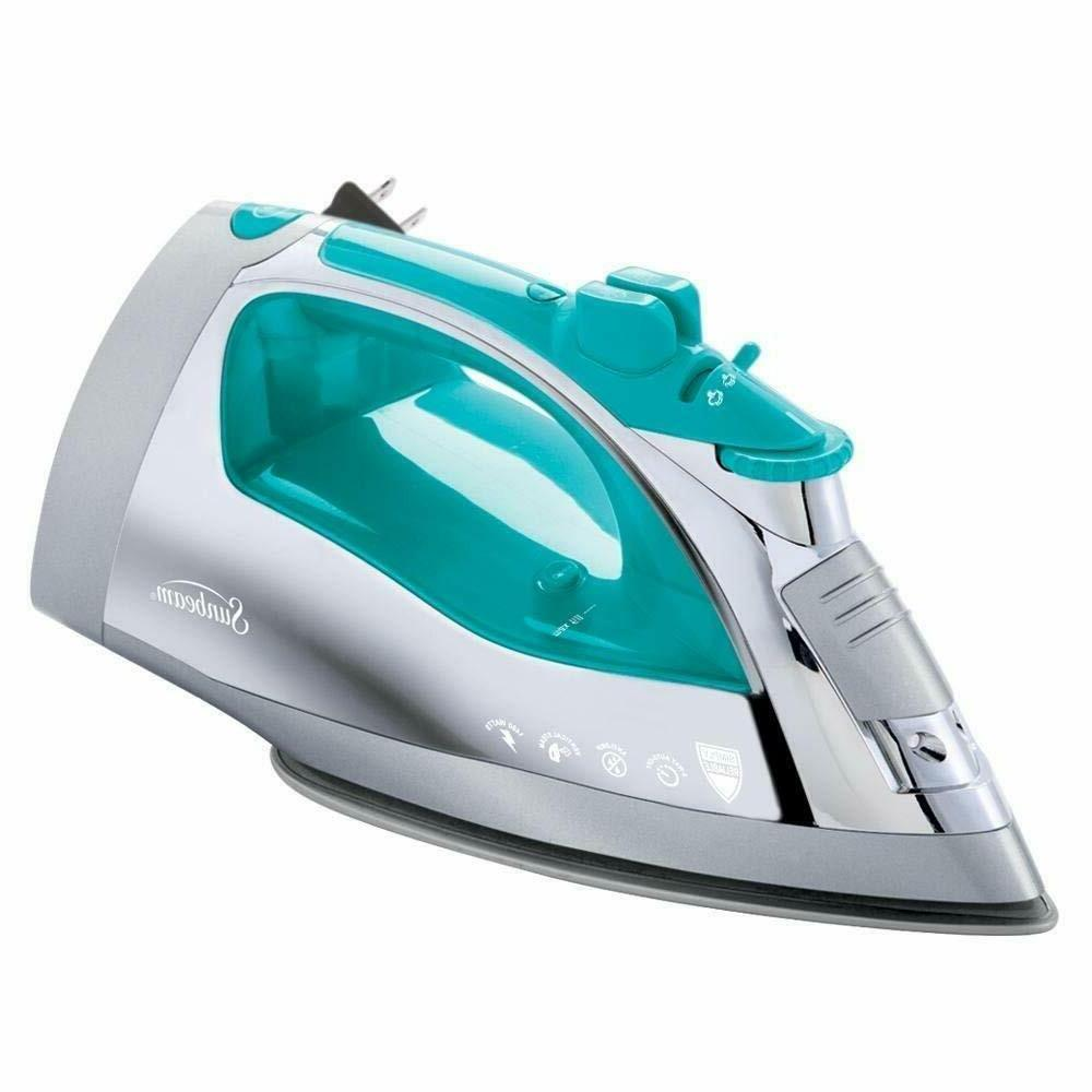steam master iron anti drip with retractable