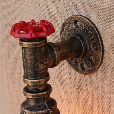Steam Loft iron rust lights for living