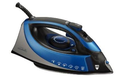 sunbeam turbo steam master iron