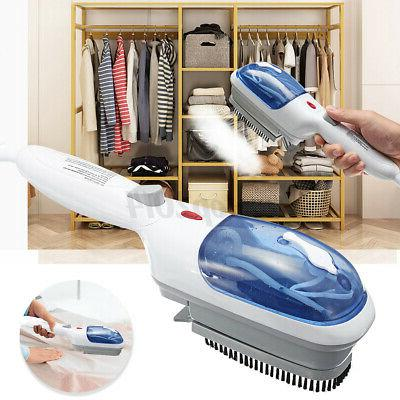 US Clothes Iron Fabric Laundry Steamer Travel 800W