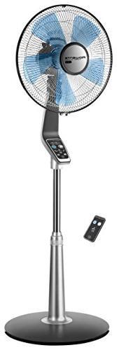 Rowenta Fan, Oscillating Fan with Remote Control, Standing F