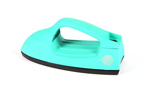 Steam and Go Premium Powerful, Fast-Heat, 15 Seconds, Titanium Element with Pouch Teal