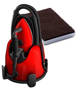 Laurastar Lift+ Steam Iron + Soleplate Cleaning Mat Bundle -