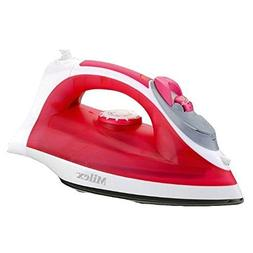 Transform Milex 2-in-1 Power Blast Steam and Dry Iron, Red