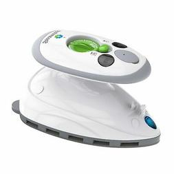 Steamfast Mini Travel Steam Iron with Dual Voltage White