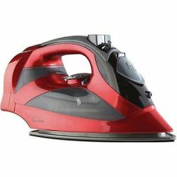 BRAND NEW Brentwood MPI-59R Non-Stick Steam Iron with Retrac