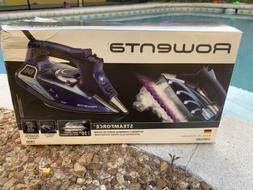 NEW!! Rowenta STEAMFORCE 1800W Steam Iron w/Auto Shut Off DW