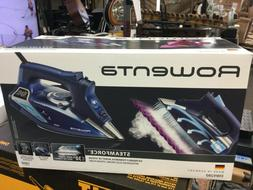 New! Rowenta Steamforce Steam Iron with Auto Shut Off 1800W