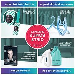 KULLIS Premium  - Premium Steamer for Clothes, Clothes Steam