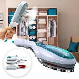 Portable Home Handheld Electric Fabric Steam Brush Iron Laun