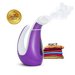 ShenMate Portable Steamer for Clothes, Handheld Fabric Garme