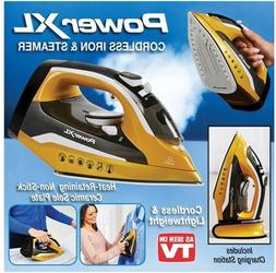 PowerXL Cordless Iron And Steamer As Seen On Tv Brand New