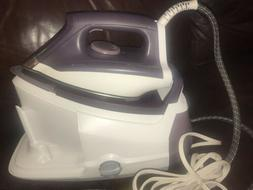 Rowenta Pro Precision Steam/iron Without Water Tank.working