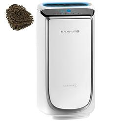 PU4020 Rowenta Filters Intense Pure Air, Air Purifier, White