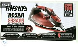 Eureka Razor Powerful Steam Iron Burst, Non-Stick Ceramic So
