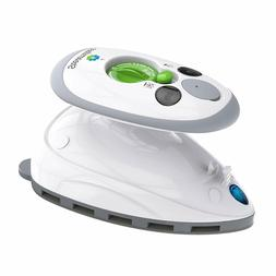 Steamfast SF-717 Mini Steam Iron with Dual Voltage Travel Ba