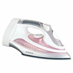 MARTISAN SG-5001C Steam Iron Ceramic Soleplate with Retracta
