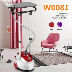 Standing Garment Steamer Household Clothes Fabric Wrinkle Ir