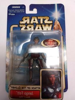 Hasbro Star Wars Episode 2 II Attack of the Clones Jango Fet