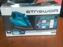 ROWENTA STEAM CARE IRON DW3180 BLUE 1600 WATT nib
