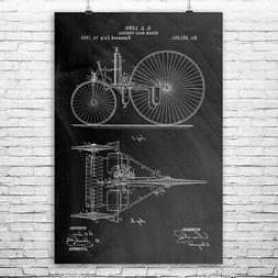 Steam Engine Car Poster Print Steampunk Gifts Automotive Eng
