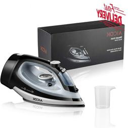 Aicok Steam Iron, 1700W Professional Iron For Clothes With R