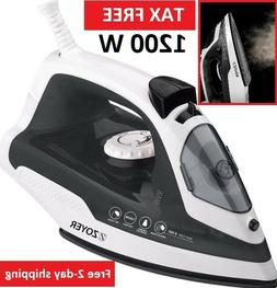 Steam Iron Clothes Travel Electric Press Garments Small Powe