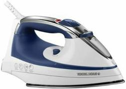 Steam Iron For Clothes stainless steel Iron Powerful  blue