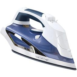 Emo Steam Iron Non-Stick Ceramic Soleplate Stainless Steel I