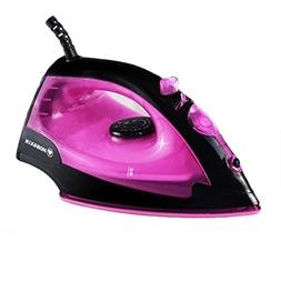 Emo Steam Iron Non-stick Ceramic Iron Stainless Steel Solepl