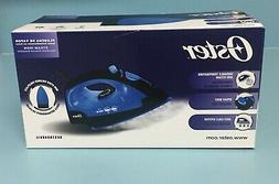 Oster Steam Iron/ Non-Stick Colored Soleplate/ Plancha de Va