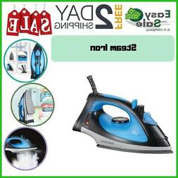 Ess Steam Iron Water Tank Vertical Steaming Self Cleaning Si