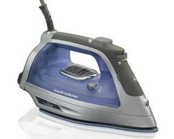 steam iron with retractable cord 3 way