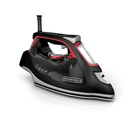 Stainless Steel Steam Iron, Impact Advanced Professional Cor