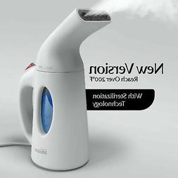 Isteam Steamer For Clothes, Clothes Steamer, Perfect For Tra