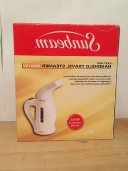 Sunbeam SB51W Garment Steamer Portable Handheld Fabric Steam