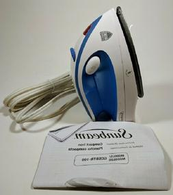 travel steam iron hot 2 trot 800w