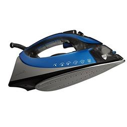 Sunbeam Turbo Steam Iron - Silver/Blue