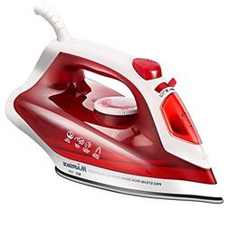 Ultra Steam iron With Non-stick Ceramic soleplate Vertical S
