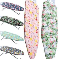 US New Ironing Board Cover Coated Thick Padding Resists Scor